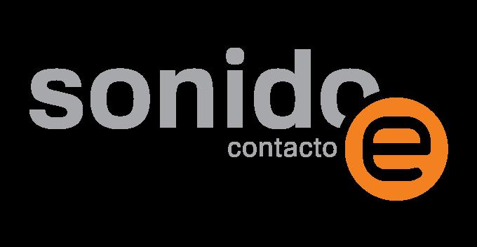 sonido contacto e logo